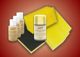 Lederfärbe-Set für Glattleder - MINI - Bild vergrößern