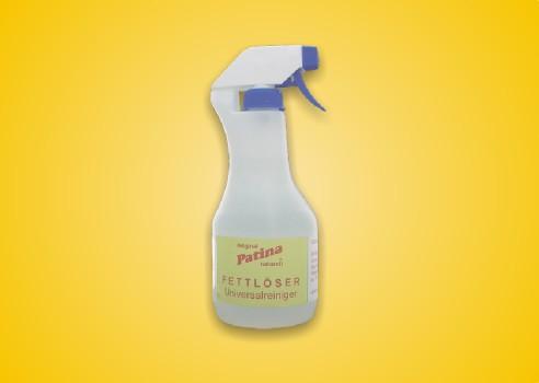Fettlöser 500 ml Sprühflasche