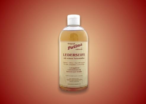 Lederseife 500 ml Flasche
