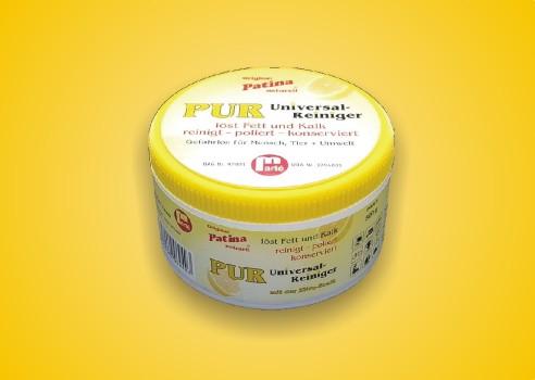 Reinigungs- und Polierstein PATINA-PUR 500